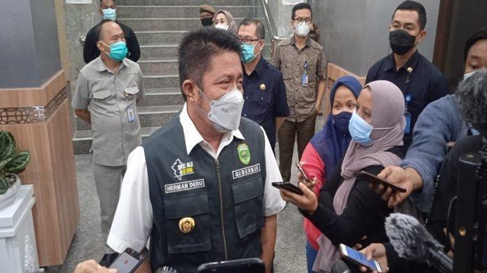 Herman Deru: Ada Angin Segar untuk Vaksinasi Covid-19 di Sumsel Saat Stoknya Sudah Habis di Gudang