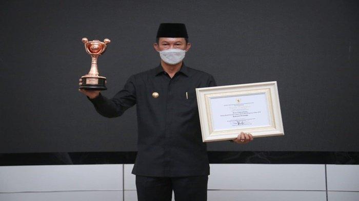 Pemkot Palembang Raih APE RI 2020
