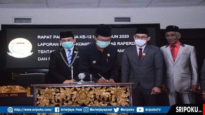 APBD Perubahan Pemkot Palembang Merosot Rp 529 Miliar, Ini Komentar Walikota Palembang Harnojoyo