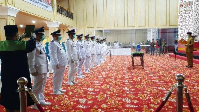 Bupati Musirawas : Di Tengah Pandemi Covid-19 Pelayanan Masyarakat Jangan Terhenti