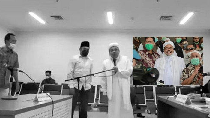 Takbir! Rizieq Shihab akan Bebas Murni 12 Agustus, Aziz Puji Pengadilan Tinggi Jakarta Bijak