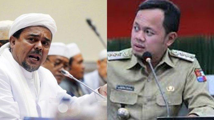 Rizieq Kesal Cecar Walikota Bogor Soal Hasil Test PCR, Bima: Rizieq tak jujur tentang kondisinya