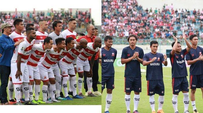 Lawan Persib Bandung, Madura United Terancam Kehilangan 3 Gelandang