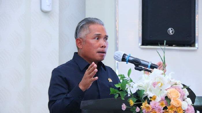 Hafisz Tohir Dorong Kemajuan Kota Palembang : Siapa Tahu Nanti Bisa Jadi Penyelenggara Olimpiade