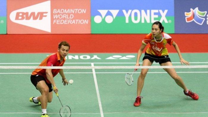 Thailand Open II 2021 -- Derby Indonesia Berpihak ke Hafiz/Gloria, Tapi Ogah Sesumbar Hadapi Kanada