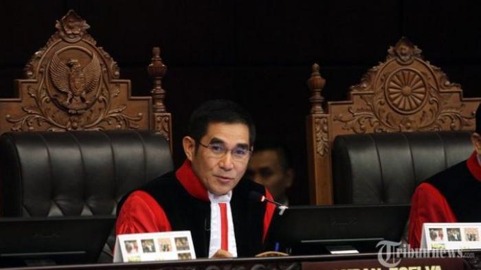 Mahkamah Konstitusi Tolak Gugatan Pasangan Prabowo-Hatta