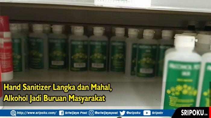 Alkohol Jadi Buruan Warga, Berikut Tips Cara Pembuatan Hand Sanitizer, Sangat Mudah dan Praktis!