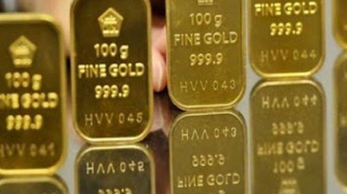 Daftar Lengkap Harga Emas Hari Ini Minggu 16 Mei 2021, Mulai Dari Rp 540 Ribu