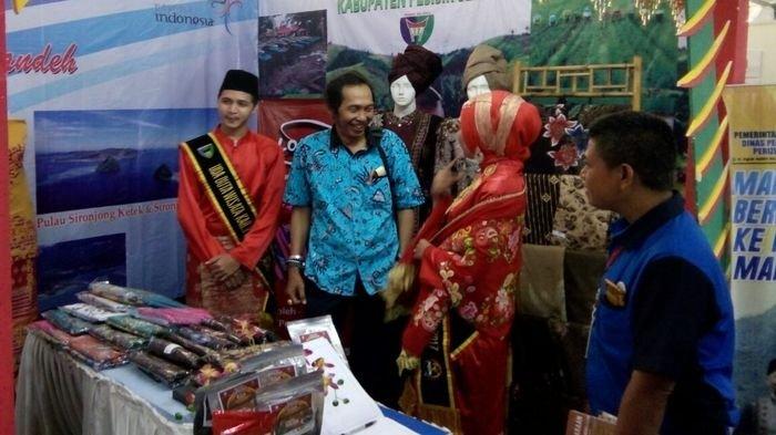 PWI Ogan Komering Ilir Bantu Promosikan Potensi Wisata di HPN Padang Sumatera Barat