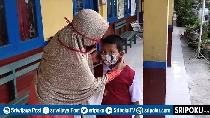 Zona Merah No Hijau Yes Oranye Wajib Izin Orangtua, Sistem Sekolah di Sumsel di Masa Pandemi Corona