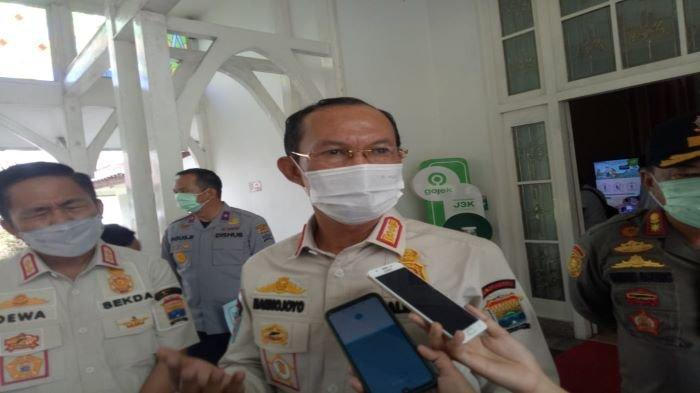 Walikota Palembang H Harnojoyo Ingatkan Warga tak Abaikan Protokol Kesehatan Covid-19