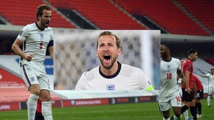 Hasil Euro 2020: Harry Kane Tak Ada Kontribusi Inggris Unggul Tipis Atas Italia di Babak Pertama