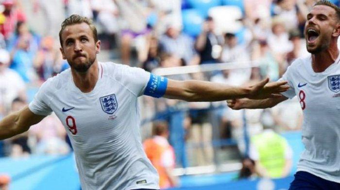 Gagal Bawa Inggris Juara,Harry Kane Selangkah Lagi Raih Sepatu Emas Piala Dunia 2018