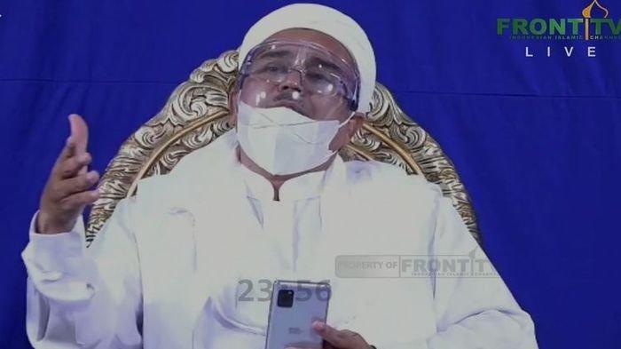 Hasil Swab Habib Rizieq yang Masih Misteri Dokter Pribadi Ungkap Laboratorium Tak Melapor ke Satgas?