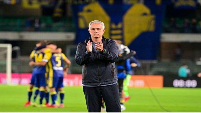 Soal Roma Kalah dari Verona, Mourinho Kecewa Performa Para Pemain, Kalau Saya Selalu Fokus dari Awal