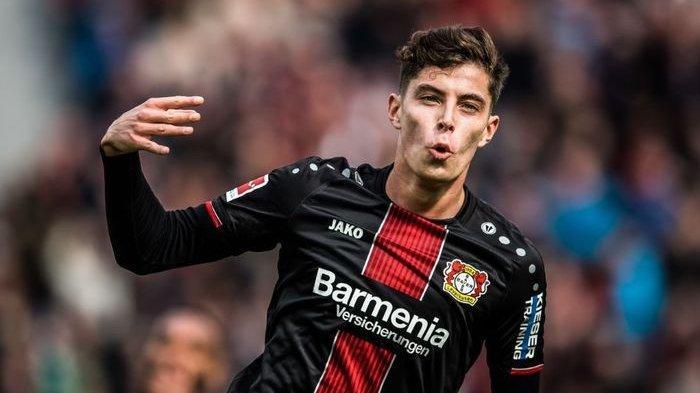 Kai Havertz Diharapkan Tetap Perkuat Bayer Leverkusen di Sisa Musim, Dirumorkan Pindah ke Chelsea