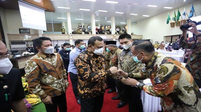 Ketua KPK RI Berikan Bimbingan Integritas Pengelolaan Barang/Jasa di Sumsel