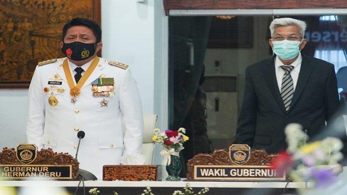 Dua Tahun Jadi Gubernur dan Wakil Gubernur Sumsel, Herman Deru Ajak Satker Introspeksi Diri