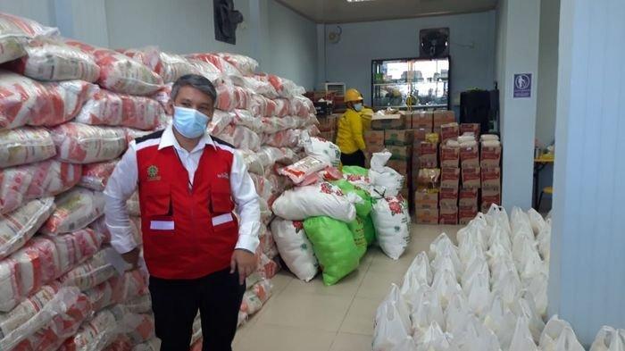 Wilmar Bagikan Sembako Senilai Rp 10 Miliar, 700 Kepala Keluarga di Banyuasin Dapat Jatah