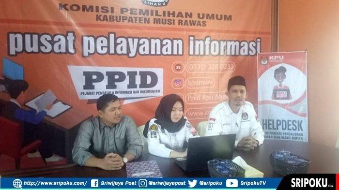 KPU Musirawas Siapkan Helpdesk, Pojok Bantuan Konsultasi Bagi Calon Perseorangan