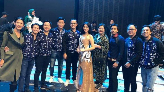 Pulang ke Pagaralam Helvanda  Top 6 Puteri Indonesia 2019 Akan Diarak Keliling Kota