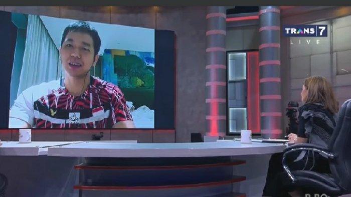Blak-blakan di Mata Najwa, Hendra Setiawan Rogoh Kocek Pribadi, Baru Sekali Main Disuruh Pulang