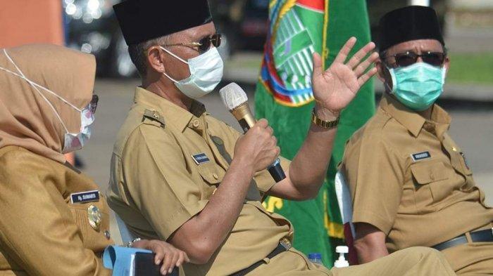 Bupati Musirawas : Informasi Covid-19 Harus Disebarluaskan, Agar Masyarakat Tahu Perkembangannya