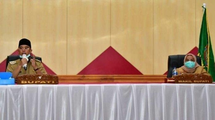 Bupati Musirawas : Masyarakat Terdampak Covid-19 yang Belum Dapat Bantuan Harus Diprioritaskan