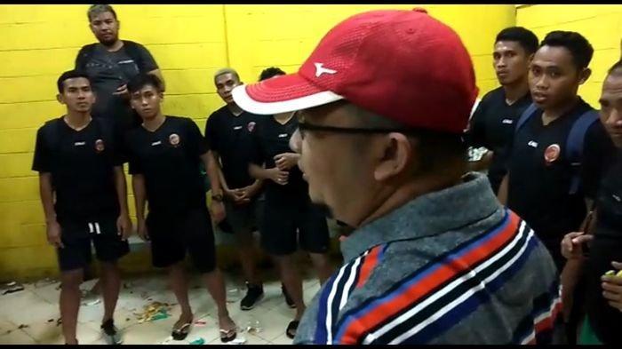 Manajer Sriwijaya FC Sebut Kegagalan Taklukan Persiraja Hanya Belum Beruntung