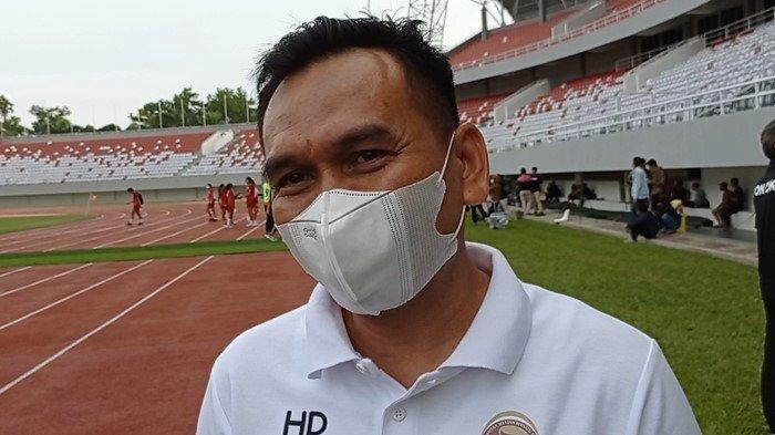 Lebih Dekat Hendriansyah Sosok Manajer Tim Sriwijaya FC, Mantan Striker dan Kapten Tim Dusun