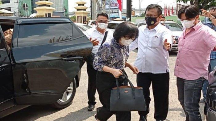 Begini Status Heriyanti, Masih Bertahan di Polda Sumsel, Kabid Humas Bantah Keterangan Dir Intelkam
