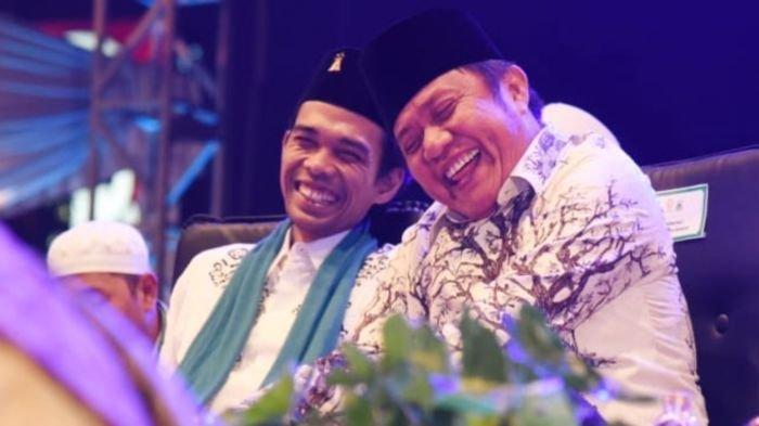 Herman Deru Sebut Sumsel Daerah Religius, 'Alhamdulillah Ustaz Abdul Somad Hadir di Tengah Kita'