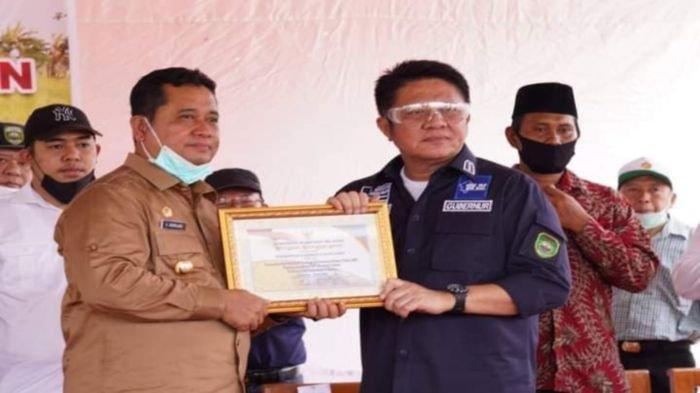 UPT Kementerian Pertanian SMK PP Negeri Sembawa Berperan Aktif Melakukan Kegiatan Kostratani
