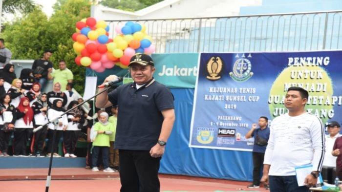 Agenda Gubernur Sumatera Selatan Herman Deru dan Pejabat Pemprov Sumsel, Selasa 10 Desember 2019