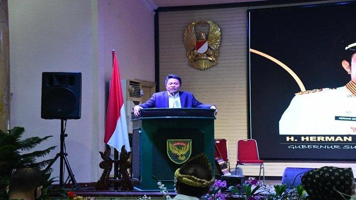 Silaturahmi Bersama Forkopimda, Herman Deru Apresiasi Sumsel Provinsi Zero Konflik
