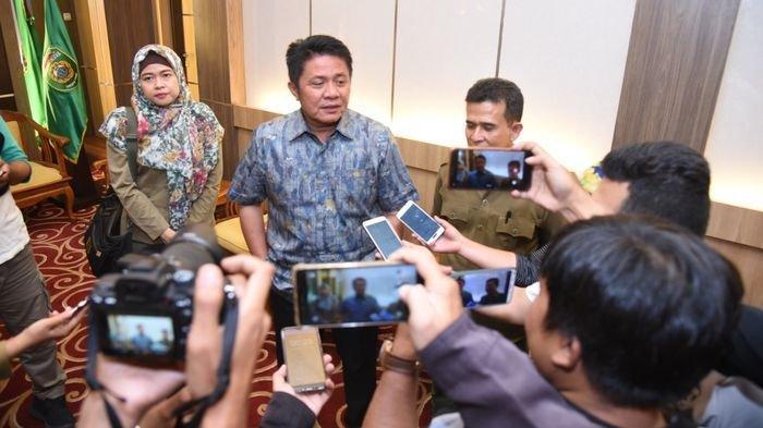 Agenda Gubernur Sumatera Selatan Herman Deru dan Pejabat Pemprov Sumsel, Senin 27 Januari 2020