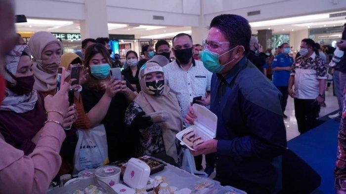 3 Pesan Herman Deru Agar Pelaku UMKM Tahan Banting Hadapi Pandemi, Naik Level Dipromosikan Gubernur