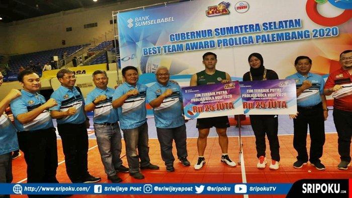 Herman Deru Minta Turnamen Bola Volly Makin Digalakkan, Cari Bibit Atlet Volly di Perdesaan