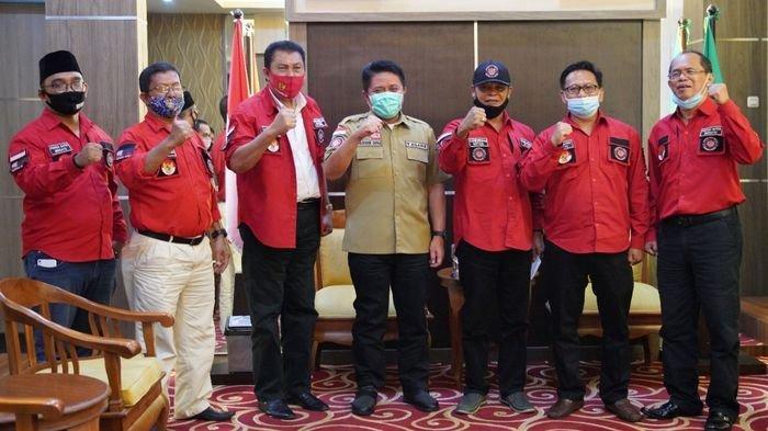 Herman Deru Ingin DPD Pemuda Batak Bersatu Bersinergi Wujudkan Sumsel Maju untuk Semua