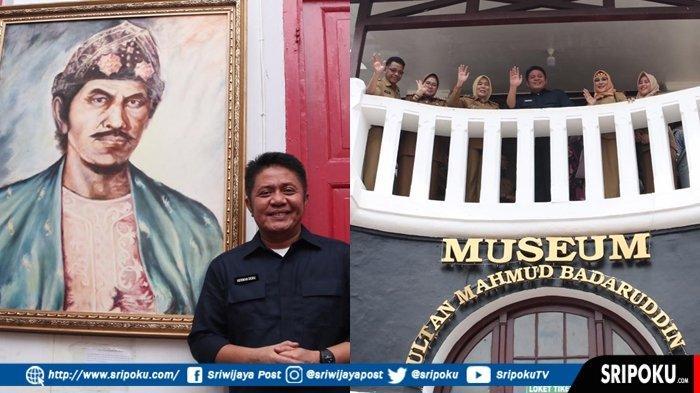 Gubernur Sumsel Herman Deru Promosikan Museum SMB II Palembang, Bangunan Museum Dibangun Tahun 1821
