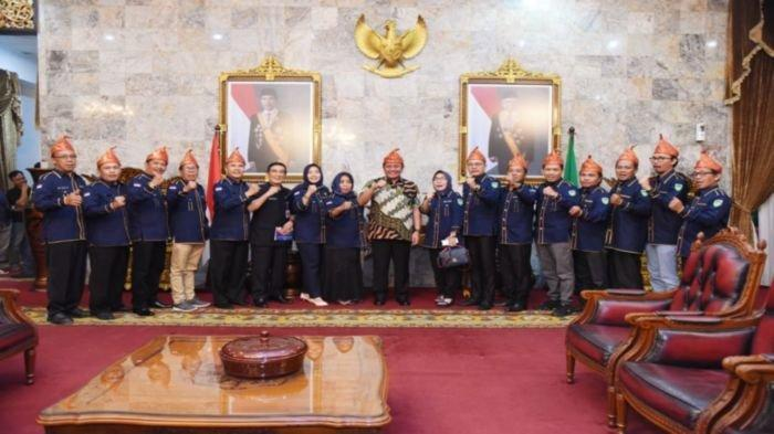 Herman Deru Minta Ikatan Keluarga Bersatu Mandayun Komering Ulu Timur tak Jadi Organisasi Eksklusif