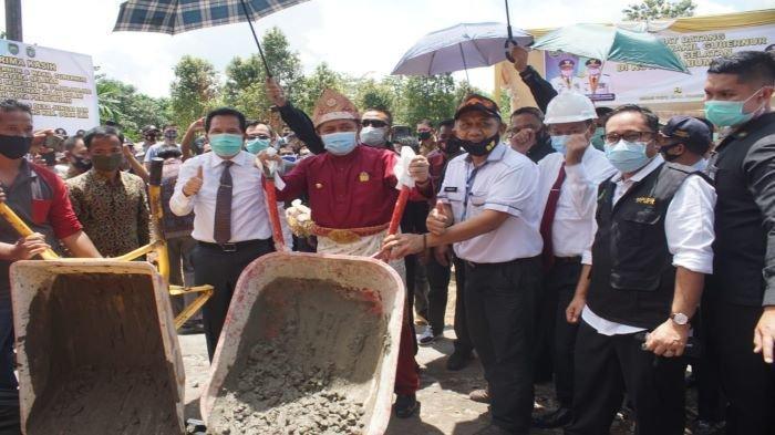 Pemprov Kucurkan Rp 30 M Tuntaskan Jalan Penghubung Prabumulih-Ogan Ilir
