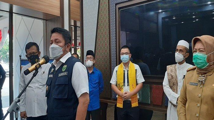 Herman Deru Cium Gelagat Aneh Heriyanti saat Penyerahaan Simbolis Rp 2 Triliun : Saya tak Berharap