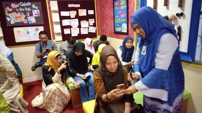 Academic Writing Workshop, Orangtua Siswa di High Flyer Juga Ikut Belajar Menulis Akademik