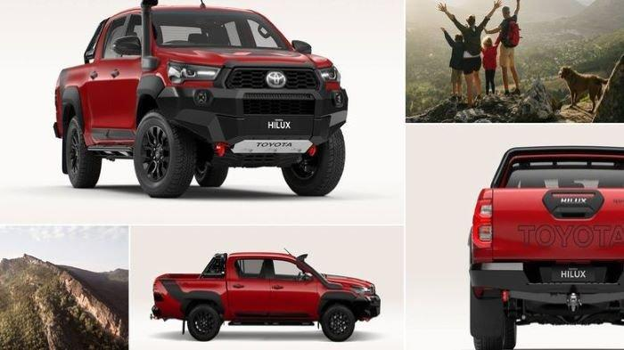 Toyota New Hilux Lebih Gagah, Varian Modifikasi Lebih Sangar Cocok Untuk Berpetualang