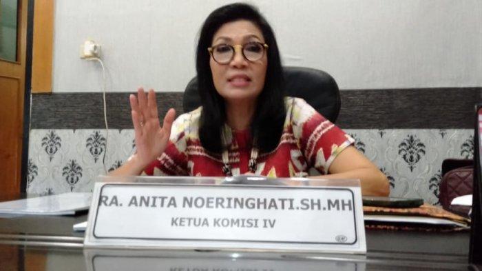 RA Anita Noeringhati, Singa Betina dari Panggung Legislatif