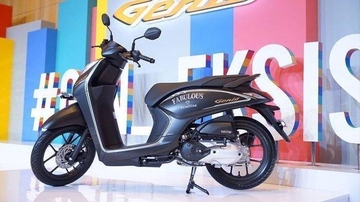 Daftar Harga 13 Aksesoris Motor Honda Genio Resmi Yang Sesuai Dengan Harga Eceran Tertinggi Het Sriwijaya Post