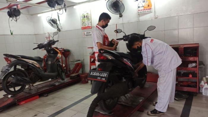 Daftar Nomor Telepon Bengkel Servis Motor Honda di Palembang, Melayani Servis Kunjungan atau Online