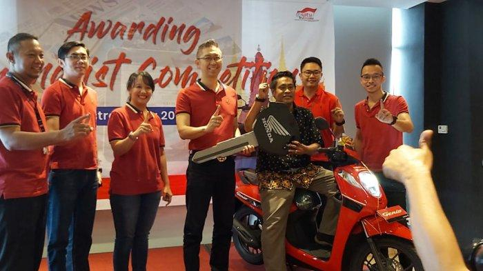 Journalist Competition 2019 Astra Motor Sumsel, Sriwijaya Post Sabet Gelar Best of the Best