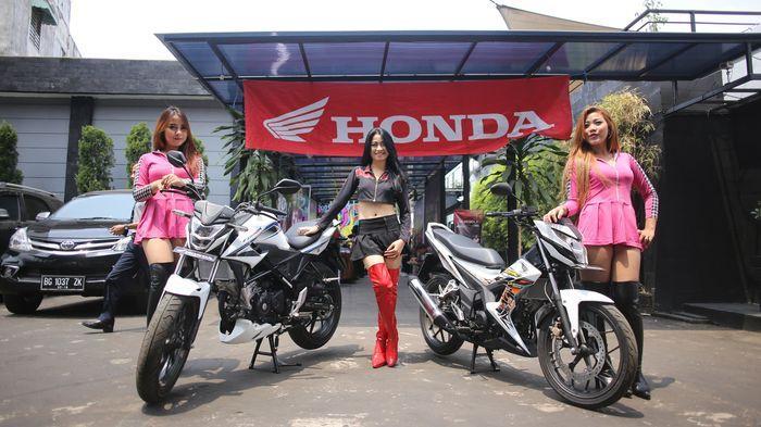 Honda Luncurkan Dua Motor Sport Terbaru